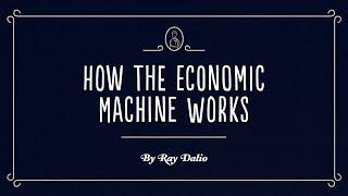 Ray Dalioの30分で判る 経済の仕組み